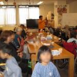 「世代間交流」「はつらつ館」と「社会福祉法人 立青福祉会松原保育園様」との交流会を行いました。