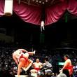 枚方市のデイサービスの大相撲観戦